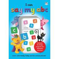 I Can Say My ABC (BOK)