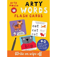 Produktbilde for Arty Words Flash Cards (BOK)