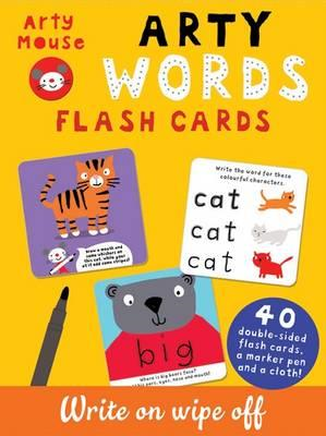 Arty Words Flash Cards (BOK)