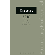 Tax Acts (BOK)