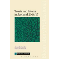 Trusts and Estates in Scotland 2016/17 (BOK)