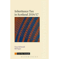 Inheritance Tax in Scotland, 2016/17 (BOK)