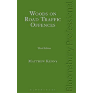 Woods on Road Traffic Offences (BOK)