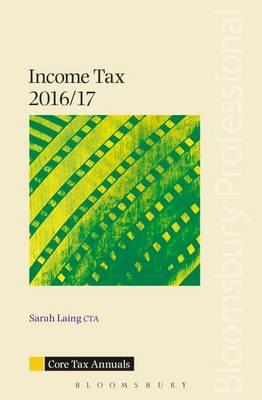 Core Tax Annual: Income Tax 2016/17 (BOK)