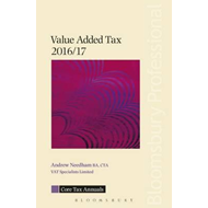Core Tax Annual: VAT 2016/17 (BOK)