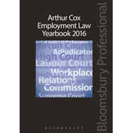 Arthur Cox Employment Law Yearbook 2016 (BOK)