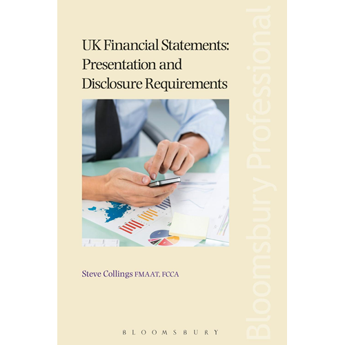 UK Financial Statements - Presentation and Disclosure Requir (BOK)