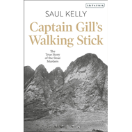 Produktbilde for Captain Gill's Walking Stick (BOK)