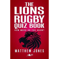 Lions Rugby Quiz Book, The (BOK)
