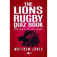 Lions Rugby Quiz Book, The (Counterpacks) (BOK)
