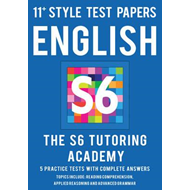 11+ Style Test Papers: English (BOK)
