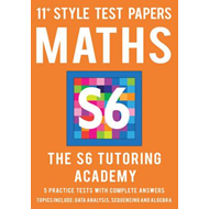 11+ Style Test Papers: Maths (BOK)