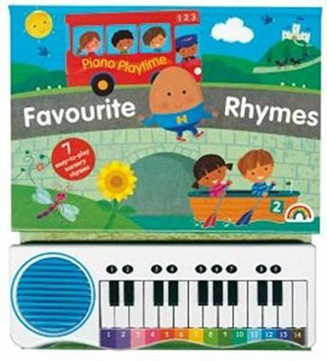 Piano Playtime Favourite Rhymes (BOK)