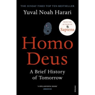 Homo deus - a brief history of tomorrow (BOK)