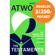 Produktbilde for The Testaments - The Booker prize-winning sequel to The Handmaid's Tale (BOK)