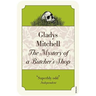Mystery of a Butcher's Shop (BOK)