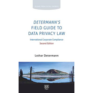 Determann's Field Guide to Data Privacy Law (BOK)