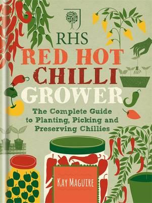 RHS Red Hot Chilli Grower (BOK)