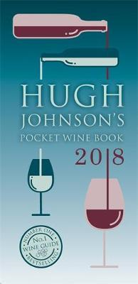 Hugh Johnson's Pocket Wine Book 2018 (BOK)