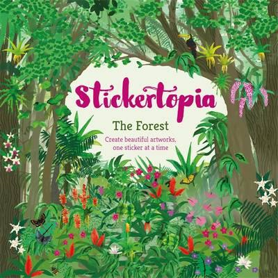 Stickertopia the Forest (BOK)