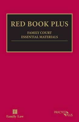 Red Book Plus: Family Court Essential Materials 2016-2017 (BOK)