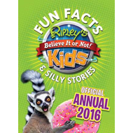 Ripley's Fun Facts & Silly Stories Kids' Annual 2016 (BOK)