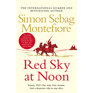 Produktbilde for Red Sky at Noon (BOK)