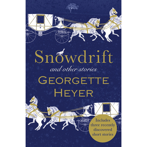 Snowdrift and Other Stories (includes three new recently dis (BOK)