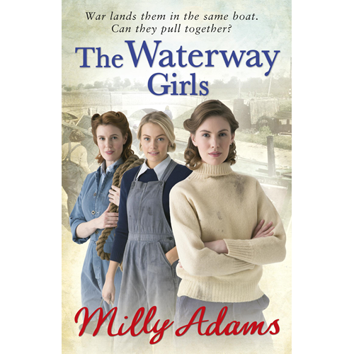 Waterway Girls (BOK)