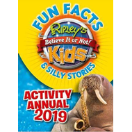 Ripley's Fun Facts & Silly Stories Activity Annual 2019 (BOK)