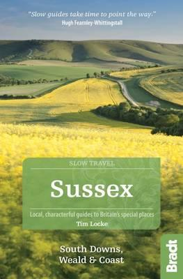 Sussex (Slow Travel) (BOK)