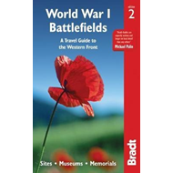 World War I Battlefields: A Travel Guide to the Western Fron (BOK)
