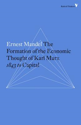 Formation of the Economic Thought of Karl Marx (BOK)