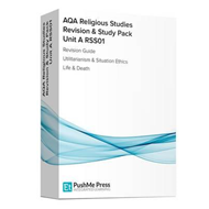 AQA Religious Studies Unit A RSS01 Revision & Study Pack (BOK)