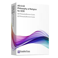 AS & A2 Philosophy of Religion for OCR Revision Guides (BOK)