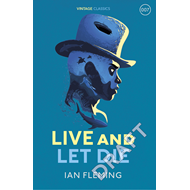 Produktbilde for Live and Let Die (BOK)