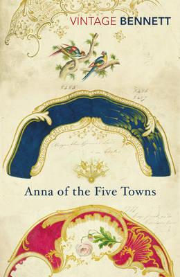Anna of the Five Towns (BOK)