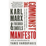 Produktbilde for The Communist Manifesto - with an introduction by Yanis Varoufakis (BOK)
