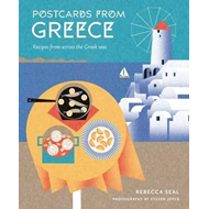 Postcards From Greece (BOK)