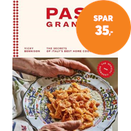 Produktbilde for Pasta Grannies: The Official Cookbook - The Secrets of Italy's Best Home Cooks (BOK)