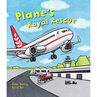 Busy Wheels: Plane's Royal Rescue (BOK)