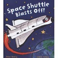 Busy Wheels: Space Shuttle Blasts off (BOK)