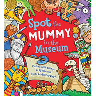 Spot the... Mummy in the Museum (BOK)
