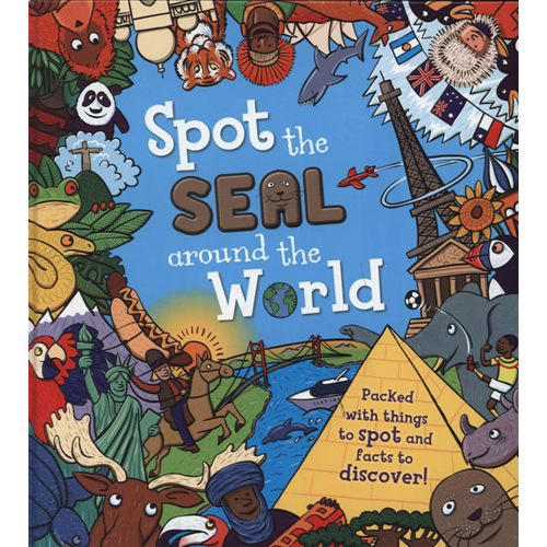 Spot the Seal Around the World (BOK)