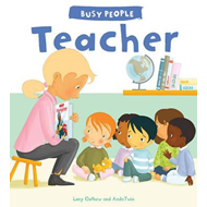 Busy People: Teacher (BOK)