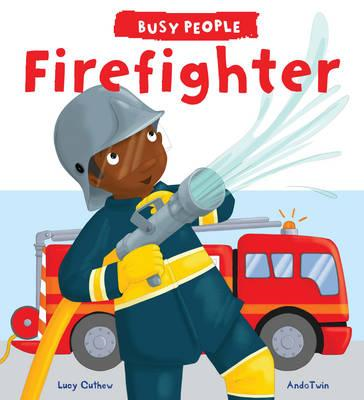 Busy People: Firefighter (BOK)