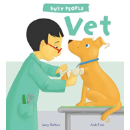 Busy People: Vet (BOK)