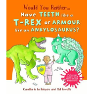 Would You Rather: Have the Teeth of a T-Rex or the Armour of (BOK)