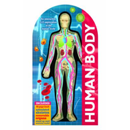See Inside: The Human Body (BOK)