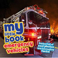 My Little Book of... Emergency Vehicles (BOK)